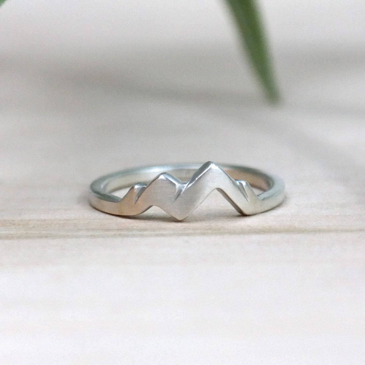 Limited Edition Mountain Ring