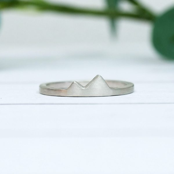 small silver ring