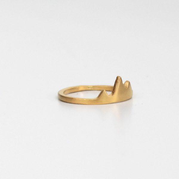 mountain ring jackson hole gold