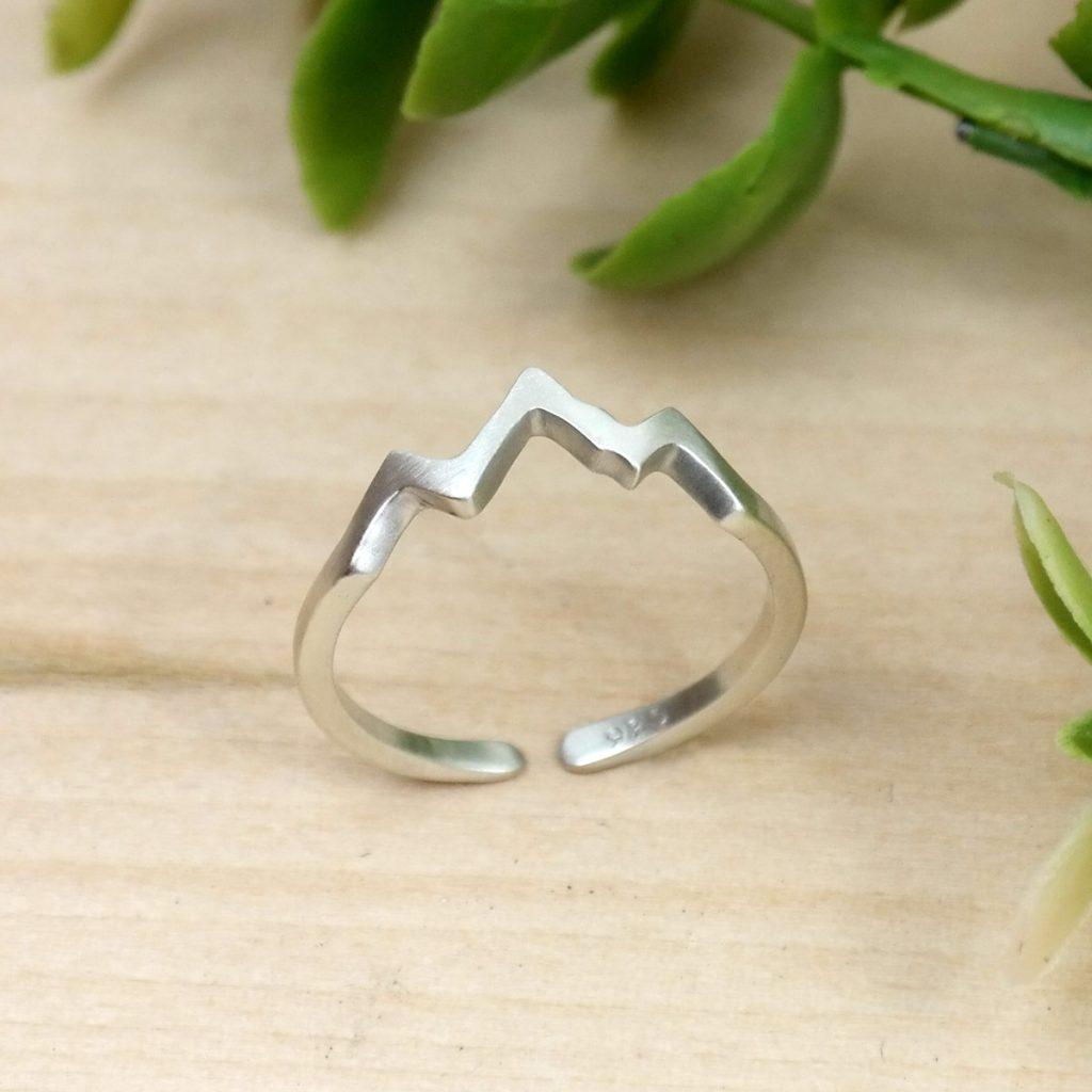Jackson Hole custom adjustable ring.